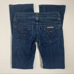 Hudson Bootcut Dark Denim Jeans